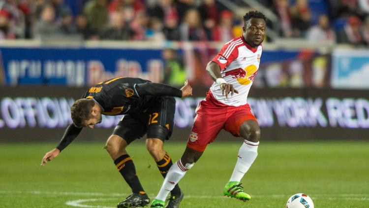 Video: Watch the mysterious way Gideon Baah picked up a career threatening injury