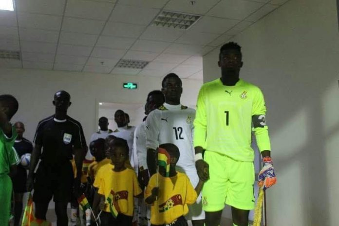 Inter Allies young goalie Kwame Baah happy to be playing in Ghana's top tier
