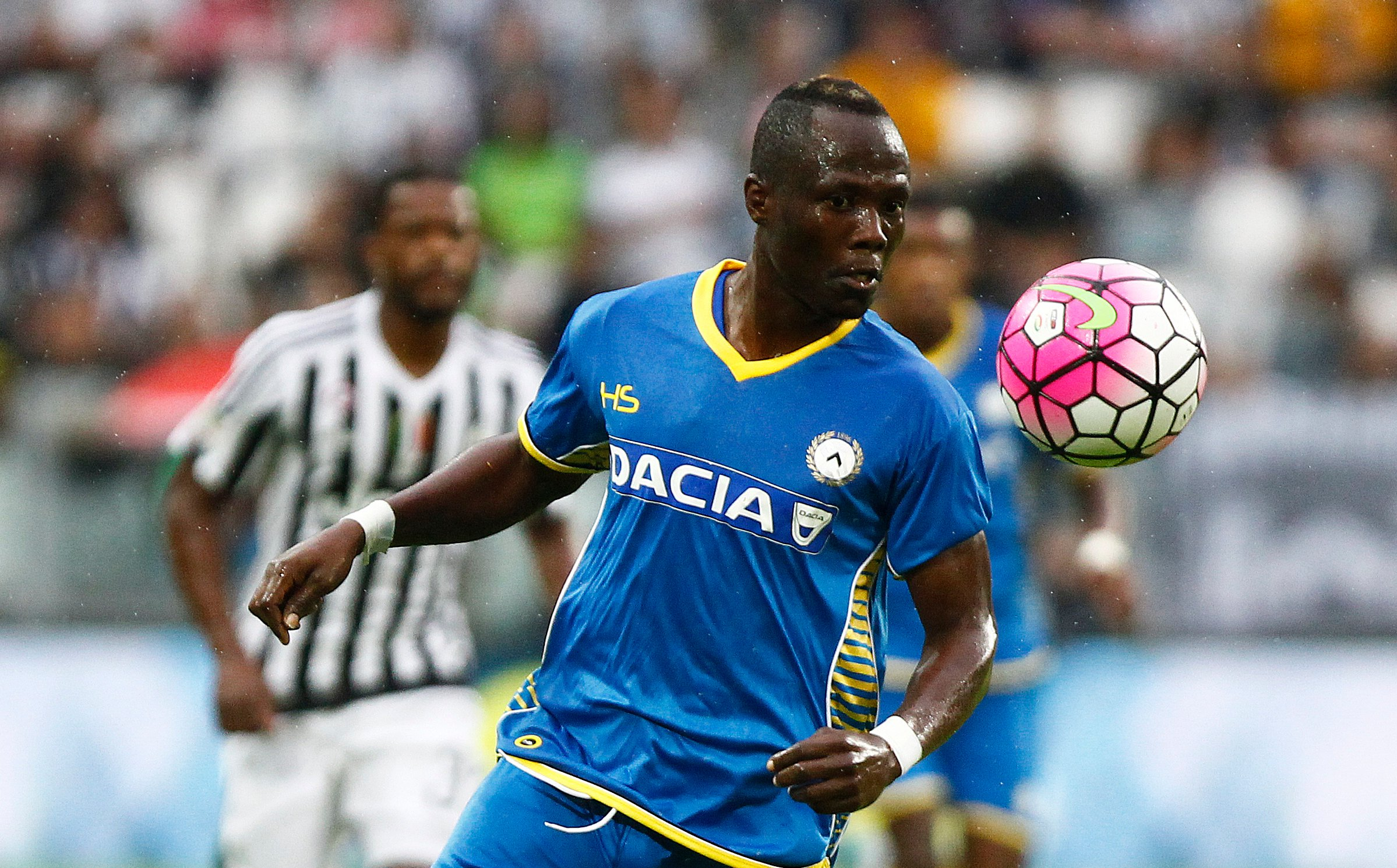 Bursaspor now leading the race to sign Udinese midfielder Emmanuel Agyemang Badu