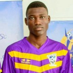 Injured Medeama winger Bennett Ofori to begin gym work, set to miss Ebusua Dwarfs clash