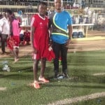 Ex-Medeama winger Samuel Bio pleads for fans to have patience with players