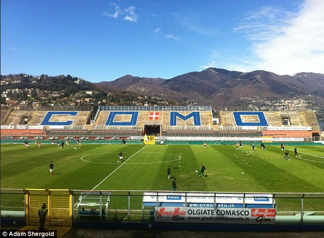 Michael Essien's wife Puni has bought Italian third division club Como... but what can she expect?