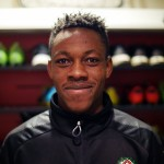 Manchester City kid Divine Naah on trial at Belgian second-tier side Tubize