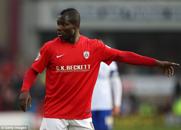 Former Arsenal youth star Emmanuel Frimpong enjoying globe-trotting career