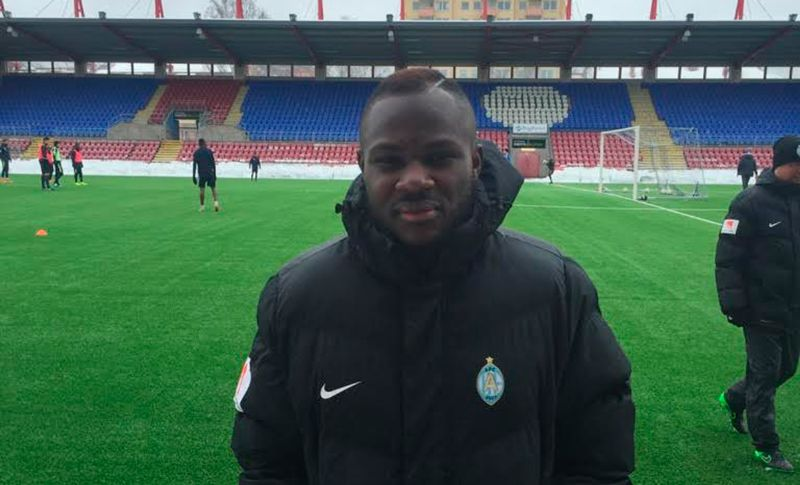 Emmanuel Frimpong marks full debut for AFC Eskilstuna in friendly win over Malmo