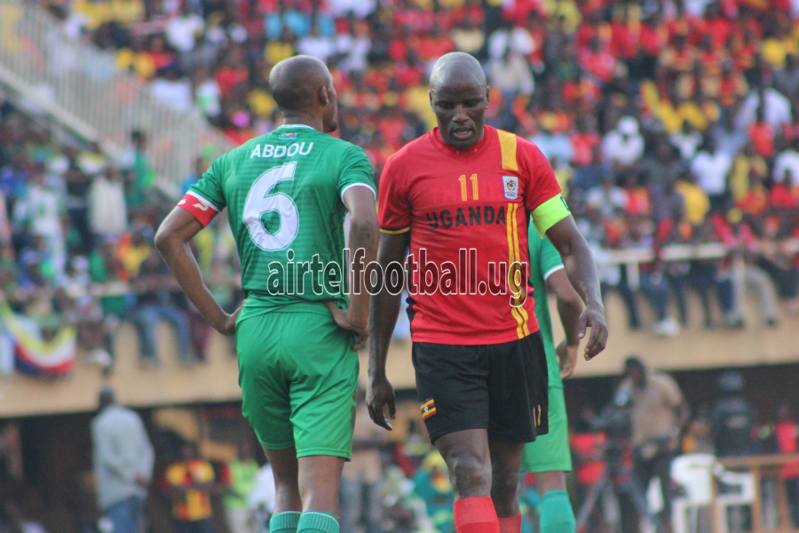 Uganda captain Geoffrey Massa retires from International Football