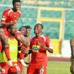Match Report: Asante Kotoko 1-0 Bechem United - Relief for coach Paa Kwesi Fabin as Porcupine Warriors beat Hunters