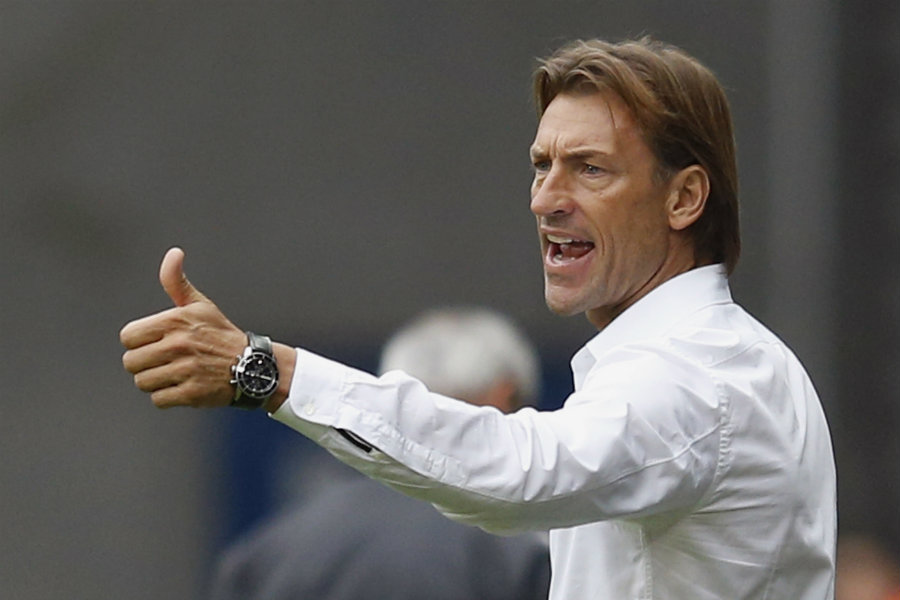2019 Africa Cup of Nations: Herve Renard takes blame for Morocco's shock exit