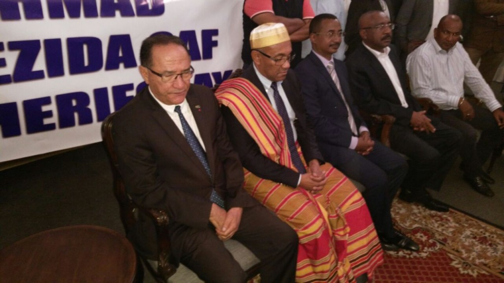 VIDEO: Newly elected CAF President receives rousing welcome in home country Madagascar