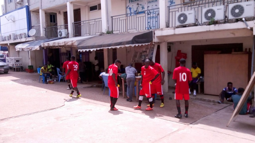 BREAKING NEWS: BYF Academy thrown out of Nana Okese Park ahead of MTN FA Cup clash with Quality FC