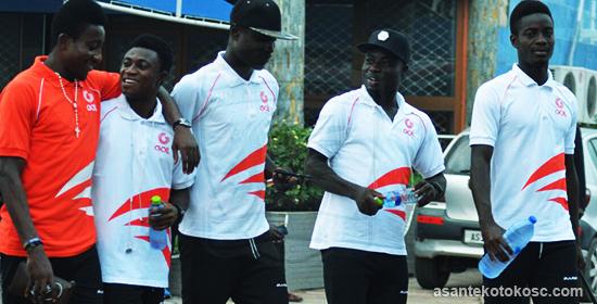 Awal Mohamed named in Asante Kotoko's 19-man squad to face Bolga All Stars in Tamale