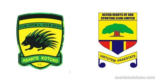 Hearts of Oak-Asante Kotoko clash in London rescheduled to 11 April