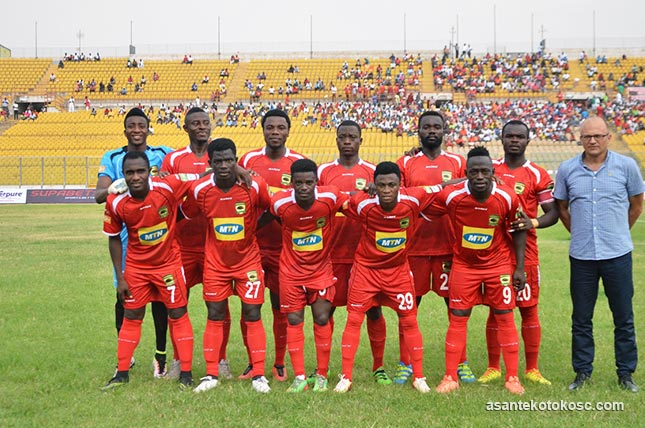 Title-chasing Asante Kotoko target to win all home matches this season