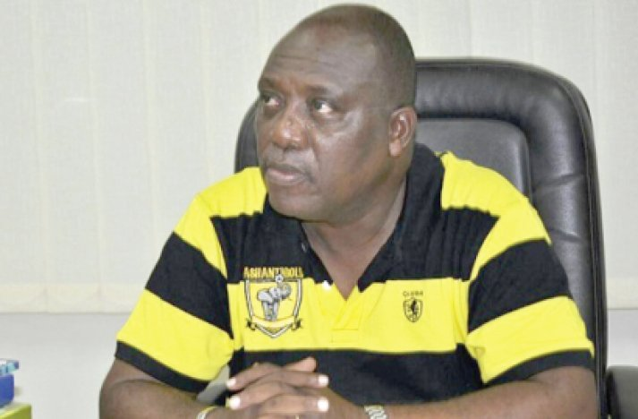 AshantiGold SC CEO Kudjoe Fianoo resigns from post- Report