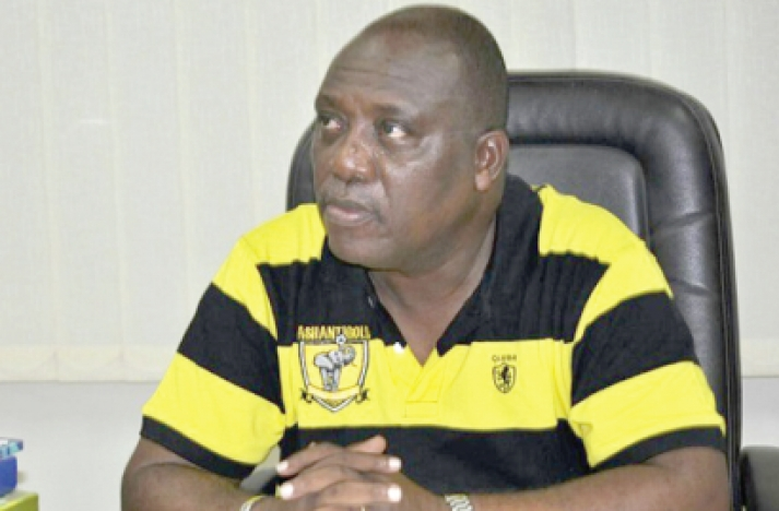 SHOCKING: Jobless Kudjoe Fianoo lobbies Dormaahene Nana Agyemang Badu II for Aduana Stars CEO post