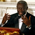 Ex-Ghana leader John Kufuor backs Kotoko to beat rivals Hearts in Sunday's Super clash