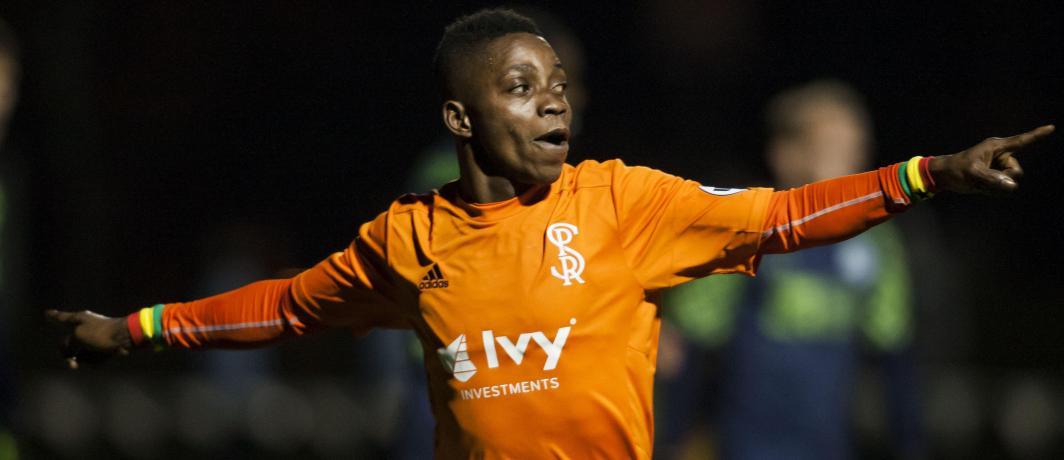 VIDEO: Latif Blessing's sublime goal for Swope Park Rangers in the USL