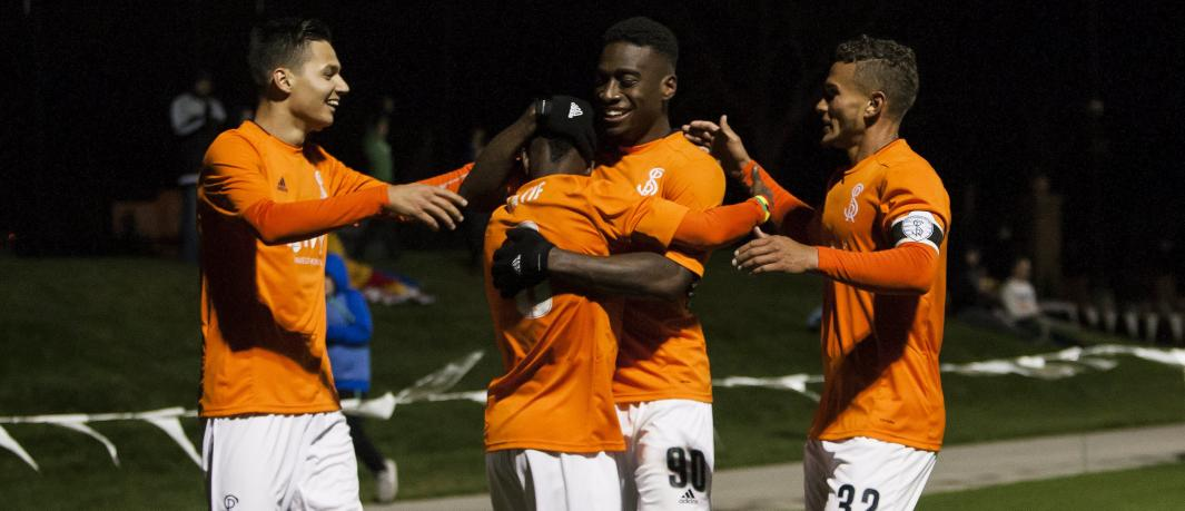Latif Blessing counting on debut Swope Park Rangers goal to blossom in the United States