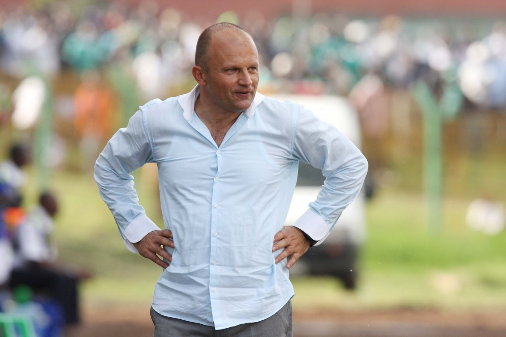 Kotoko coach Zdravko Lugarusic returns on Monday night after short trip to Croatia