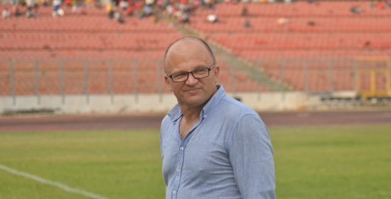 Former Asante Kotoko coach Zdravko Lugarusic appointed coach of Sudan national team