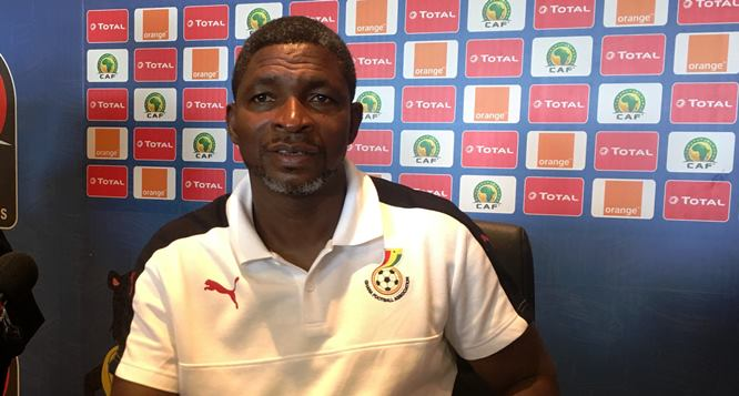 Black Stars B coach Maxwell Konadu bewails awful team display in win over Great Olympics