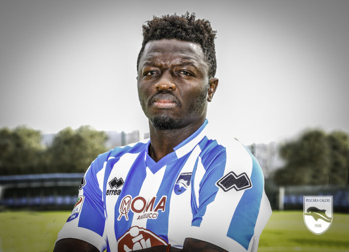 Sulley Muntari: Pescara ace hopeful of Seria A survival