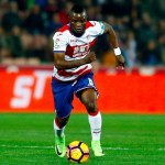 Spanish side Granada desperate to overturn Mubarak Wakaso's red card