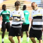 Gerard Nus shows no disaffection for Ghana despite struggle for AFCON cash