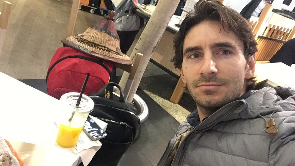 Spaniard Gerard Nus arrives home after SEVEN weeks of fighting for AFCON bonuses