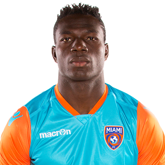 Ghana striker Kwadwo Poku snatches equalizer for Miami FC in NASL opening night