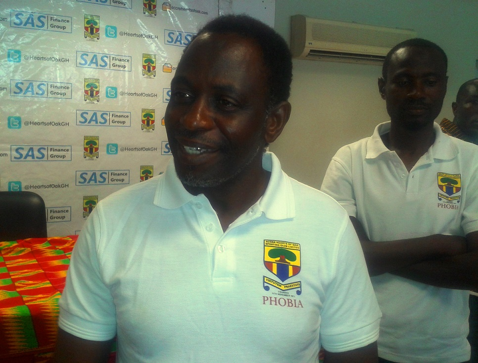 Mohammed Polo ready to work with Kwesi Appiah if he gets Black Stars job