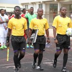 Referee Prince Amoah to handle Inter Allies-Asante Kotoko clash; officials for week 22 named