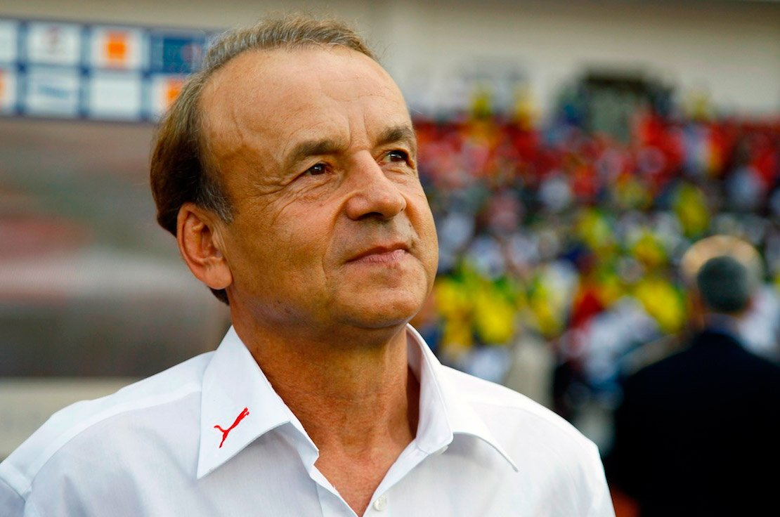 2019 Africa Cup of Nations: Super Eagles coach hint Ghana, Senegal friendlies