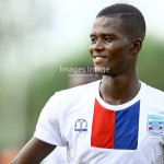 Liberty Professionals Samuel Sarfo scores season's 100th goal