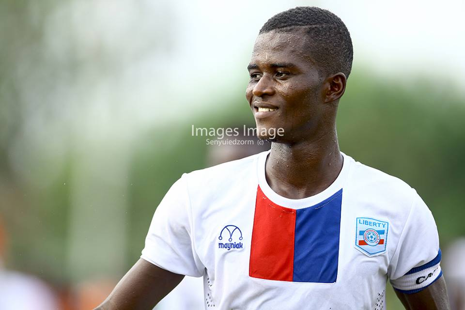 Liberty Professionals coach Michael Osei says club could lose Samuel Sarfo