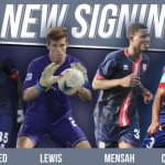 USL side Harrisburg City Islanders unveil Inter Allies duo Ropapa Mensah and Abass Mohammed