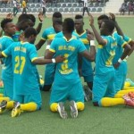 Match Report: Wa All Stars 1-1 Ebusua Dwarfs-Late Nicholas Gyan strike earns point for Dwarfs