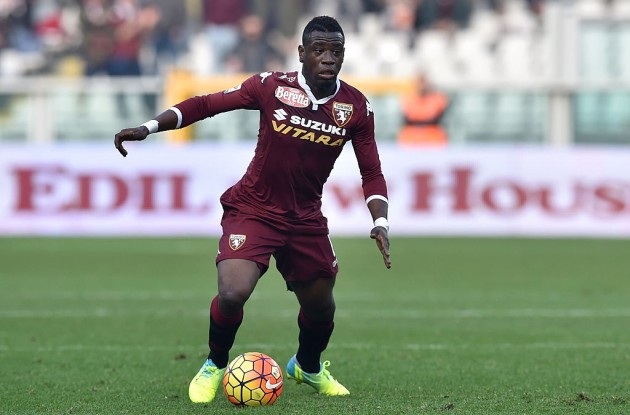Ghanaian midfielder Afriyie Acquah scores for Torino in 11-0 friendly win over Pinerolo
