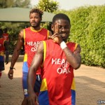 Hearts defender Anthony Nimo passed fit ahead of Berekum Chelsea clash