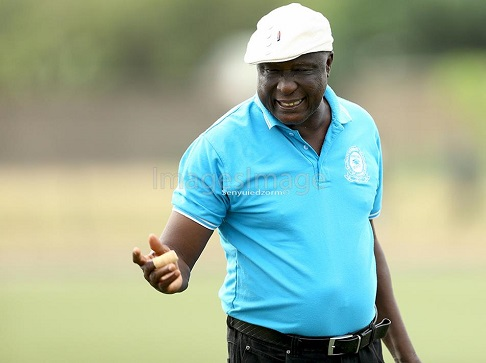 Ebusua Dwarfs coach Bashir Hayford commends his players after Dreams FC stalemate
