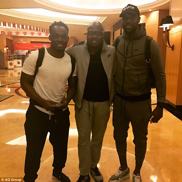 Former Chelsea star Carlton Cole reunites with Michael Essien at Indonesian side Persib Bandung