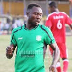 Aduana striker Bright Adjei eager to hit the ground running after injury return