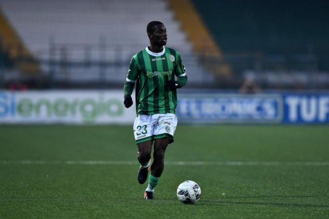 Ghanaian defender Isaac Donkor reviving career at Serie B side Cesena