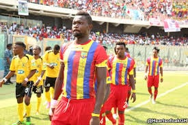 Hearts defender Vincent Atinga warns teammates against complacency in upcoming fixtures