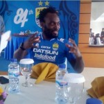 Indonesia government to use former Chelsea star Michael Essien to boost global image