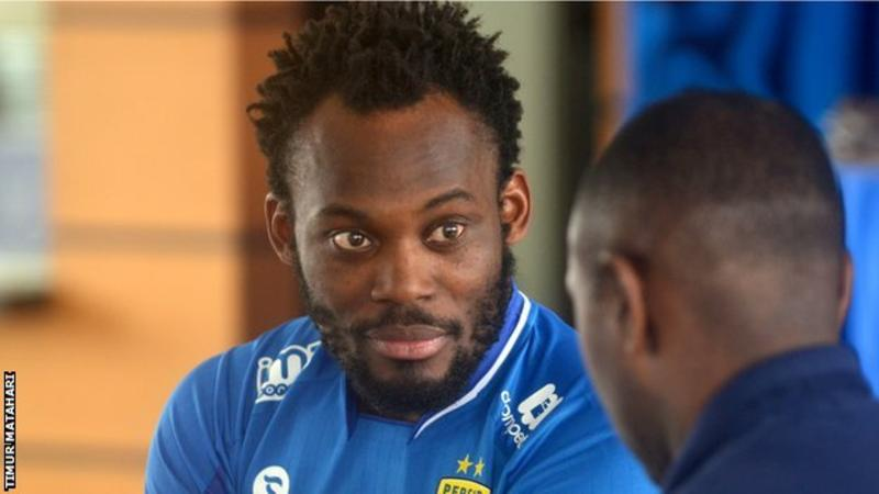Ghana superstar Michael Essien to start training in Indonesia on Wednesday
