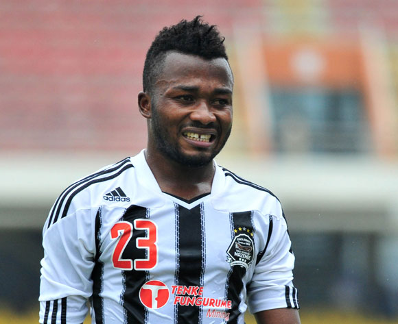 Congolese giants TP Mazembe officially announce Gladson Awako's departure
