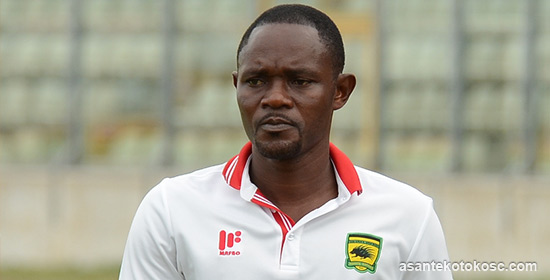 Kotoko deputy coach Godwin Ablordey cautions against complacency ahead of Hearts clash