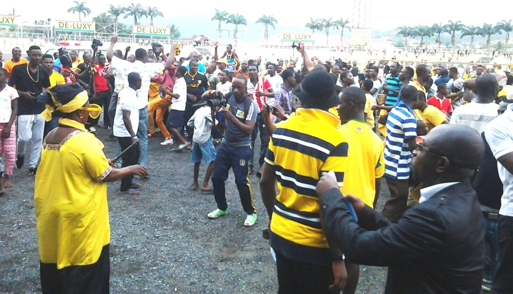 Disrespected AshantiGold Supporters Union to boycott club because of owner Dr Frimpong
