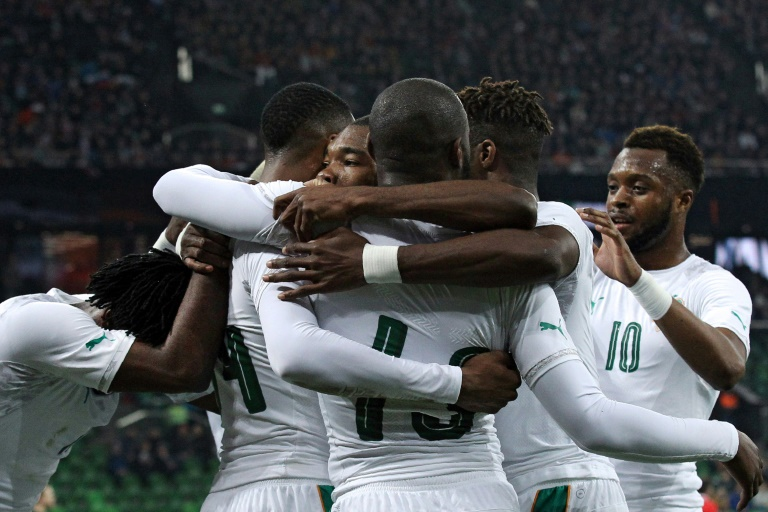 England-based pair give Ivory Coast friendly win in Russia